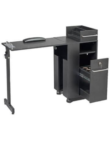 Spa salon furniture equipment depot toronto on for Folding nail table